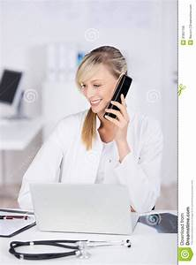 Calling Doctor Royalty Free Stock Image - Image: 31807156