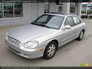 2000 Hyundai Sonata Gls V6 In Brilliant Silver Photo No