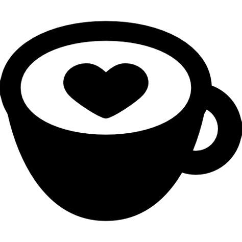 Coffee Shop, drinks, food, mug, hot drink, Heart icon