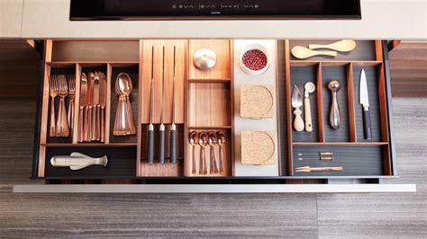 Accessori Cassetti Cucina by Accessori Per La Cucina Contenitori Di Design