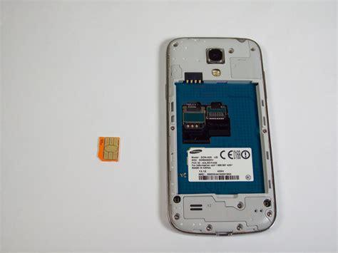 samsung galaxy  mini sim card replacement ifixit