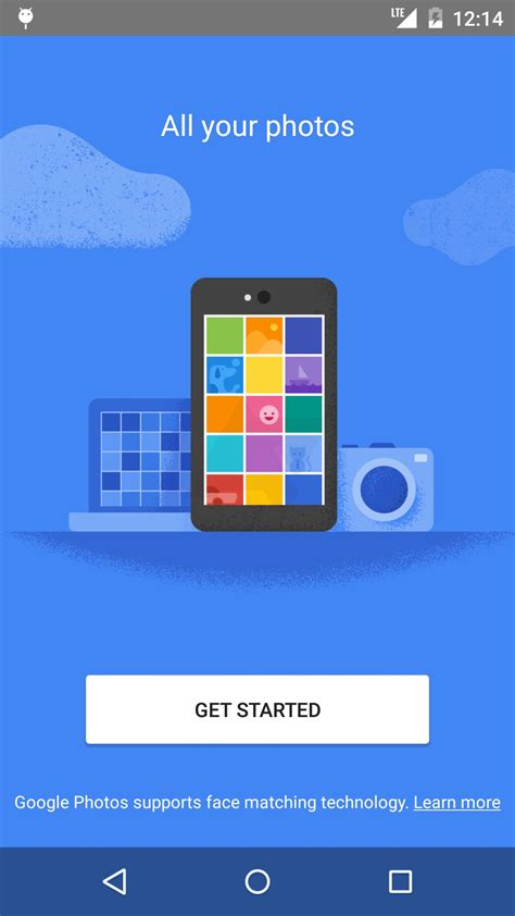 snapshots app for android s new photo app for android revealed in screenshots