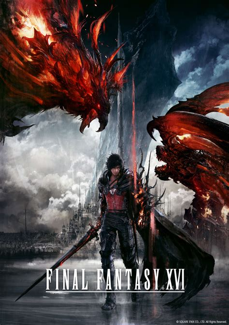 Final Fantasy XVI Website Details World, Main Characters ...