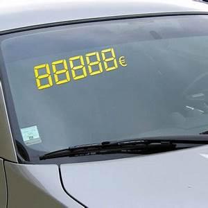 Lettres Adhésives Extérieur : lettrage adh sif automobile lettres adh sives pour voiture autosignal tique france ~ Farleysfitness.com Idées de Décoration