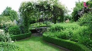 Jardins à L Anglaise : le romantisme du jardin l anglaise ~ Melissatoandfro.com Idées de Décoration