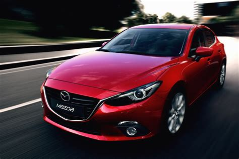 mazda hatchback details  pictures video