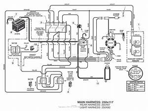 Free Wiring Diagram For Scotts S2048 Lawn Tractor
