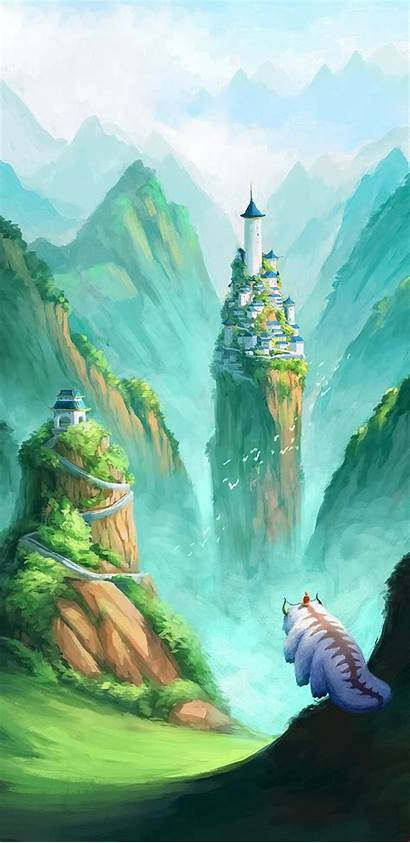 Avatar Airbender Last Wallpapers Appa Mobile Airtemple