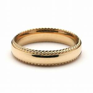 Significance of a gold wedding band wedding and bridal for Wedding rings and bands