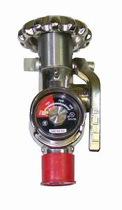 Ansul 78705 Valve  Nitrogen Cylinder  23  55  110  220