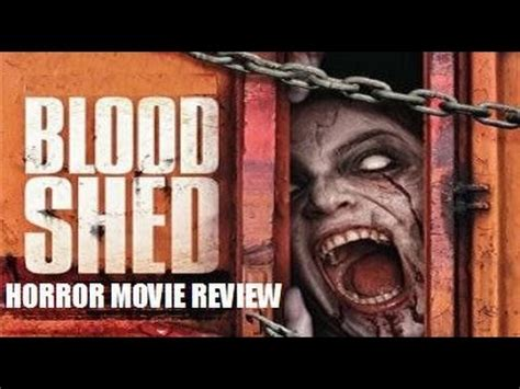 blood shed 2014 bai horror review