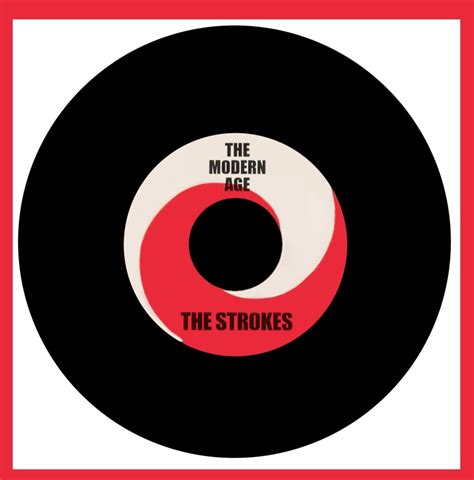 the strokes the modern age lyrics genius