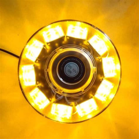 led  power warning emergency roof beacon flash strobe