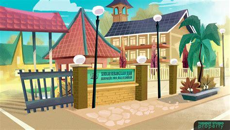 animation background amencodai