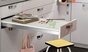 Table De Cuisine Avec Tiroir : table et chaises comment am nager le coin repas dans la ~ Teatrodelosmanantiales.com Idées de Décoration