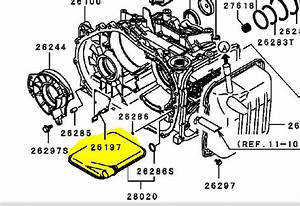 How Do You Change The Auto Trans Filter On A 2001