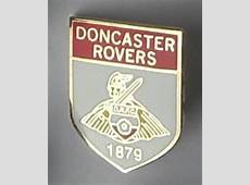 Doncaster Rovers Football Badge 010