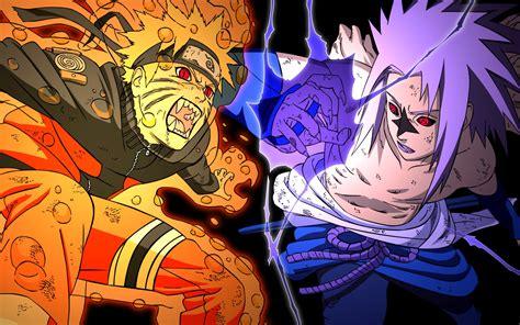 gambar wallpaper naruto  sasuke bakaninime