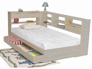 Lit une personne avec tiroir pas cher for Nettoyage tapis avec canapé avec tiroir lit