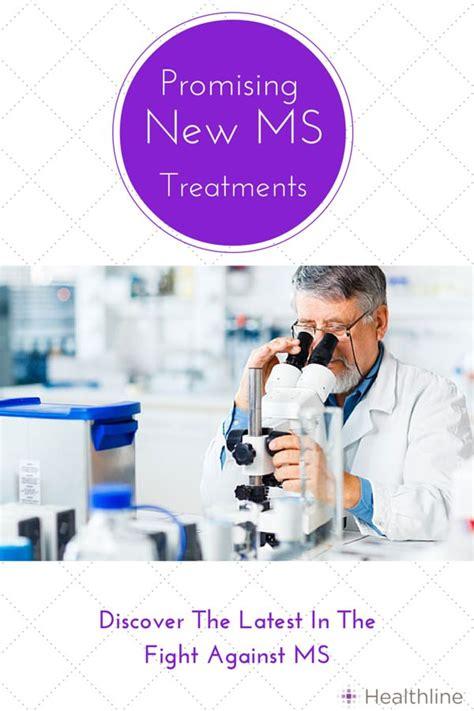promising  treatments  multiple sclerosis multiple