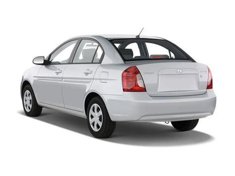 Hyundai Accent Sedan by Image 2010 Hyundai Accent 4 Door Sedan Auto Gls Angular