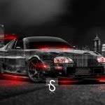 Honda Supra Gtr 150 4k Wallpapers by Toyota Supra Jdm Back City Car 2014 El Tony