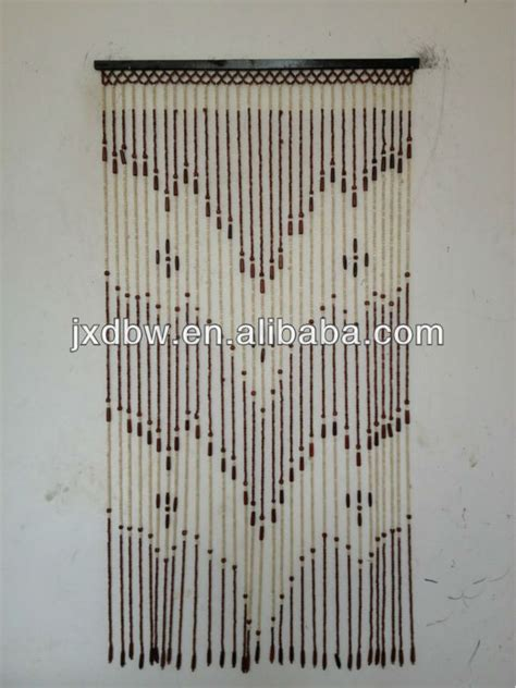 Wood Bead Curtains For Doorways by Get Cheap Wooden Bead Door Curtain Aliexpress