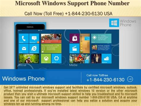 microsoft answer desk phone number ppt microsoft windows support number 1 844 230 6130 usa