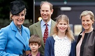 Prince Edward and Sophie, Countess of Wessex: Why their ...