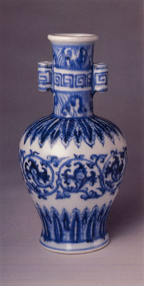 Ming Dynasty Marks On Vases by Vase China Ming Dynasty 1368 1644 Xuande And