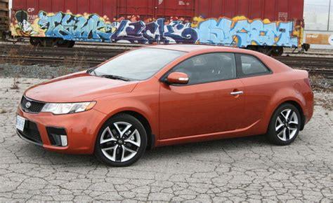 Forte Koup Reviews by 2010 Kia Forte Koup Sx Review Car Reviews