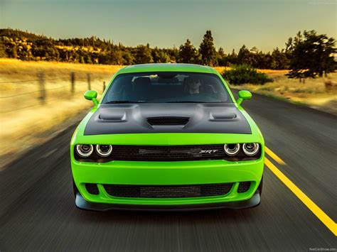 Black Dodge Challenger Hellcat Wallpaper Image 13