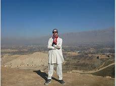 Backpacking in Afghanistan Touring Takht eRostam