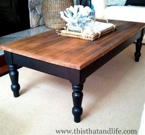 Diy Coffee Table Makeover  Woodworking Projects & Plans