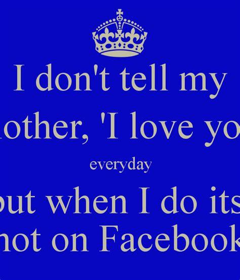 love  mom quotes  facebook quotesgram