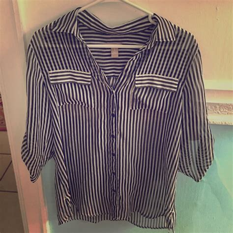 chicos blouses 87 chico 39 s tops chicos sheer black and white