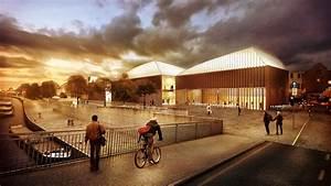 Architecture Visualization - Museum - Architectural ...