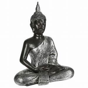 Statue De Bouddha : statue d co bouddha 62cm ~ Teatrodelosmanantiales.com Idées de Décoration