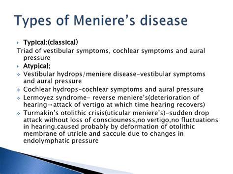 menieres disease