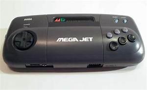 Sega Mega Jet Console Boxed Sega Sega Consoles For