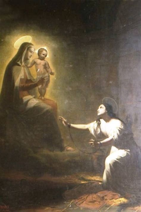 st philomena imprisoned   lady   child jesus