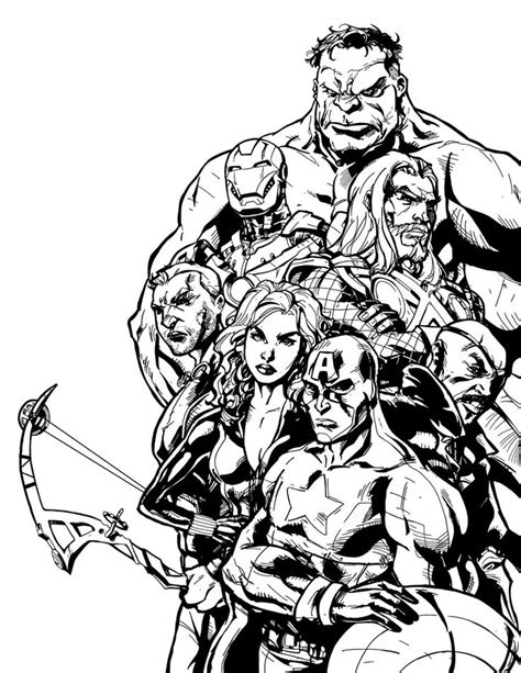 101 best images about coloring pages superheroes on