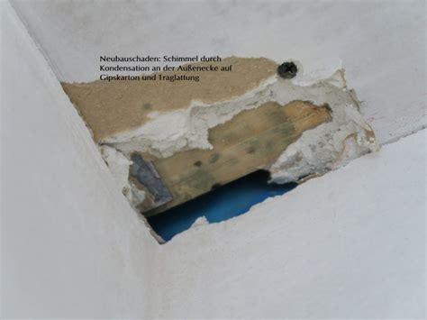 schimmel neubau dachstuhl schimmel im neubau ein typischer schadensfall igu