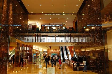 trump tower inside donald ridiculously take york worth building famous atrium unilad