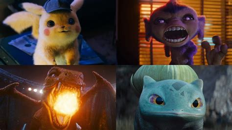 detective pikachu  pokemon appearing