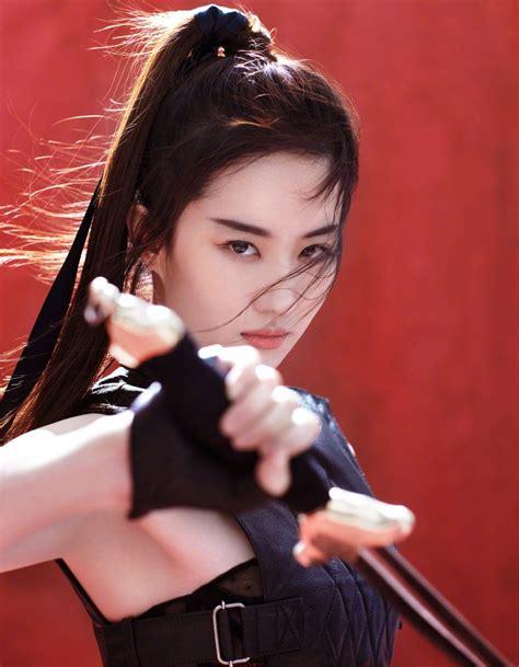 Meet Disneys Next 'mulan Chinese Actress Liu Yifei Cfi