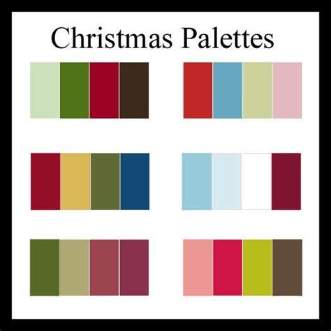 christmas color schemes christmas color palette google zoeken color tones pinterest seasons colors and sugar