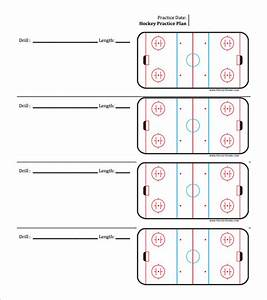 practice schedule templates 12 free sample example With hockey practice plan template