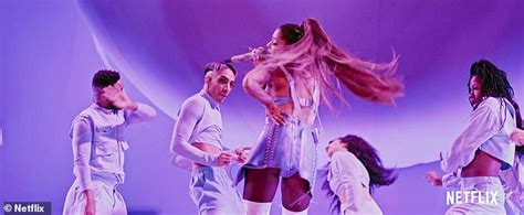 Ariana Grande releases the trailer for her upcoming ...