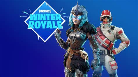 epic announces  million fortnite winter royale
